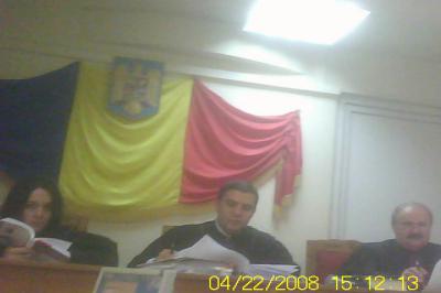 Judecator Rusu Eleodora,jud.Sandulescu,jud.Diaconu Gheorghe