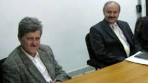 Gheorghe Diaconu - Presedinte Curtea Pitesti si Marius Andreescu - Judecator