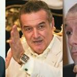 Daniel Morar, George Becali si Papici Lucian