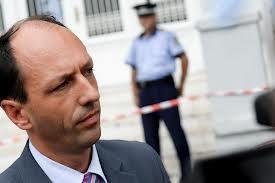 Marius Iacob - Prim procuror