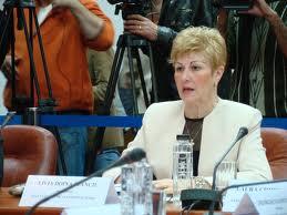 Presedinta Inalta Curte Bucuresti - Livia Stanciu