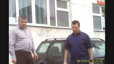 Agent Nita + Agent Popescu - militieni depozit AG
