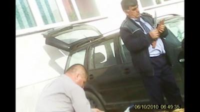 Agent Nita + Cms Puiu George - militieni depozit AG