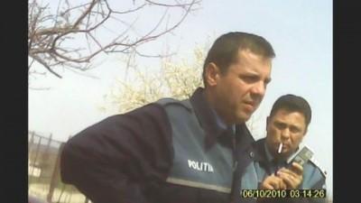 Agentii Stanca si Rada - militieni rutiera AG