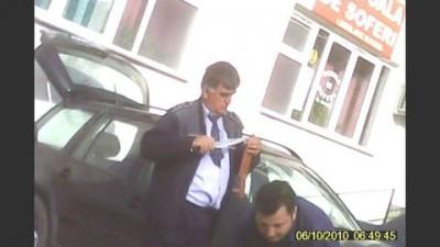 Cms Puiu George +Agent Popescu - militieni depozit AG