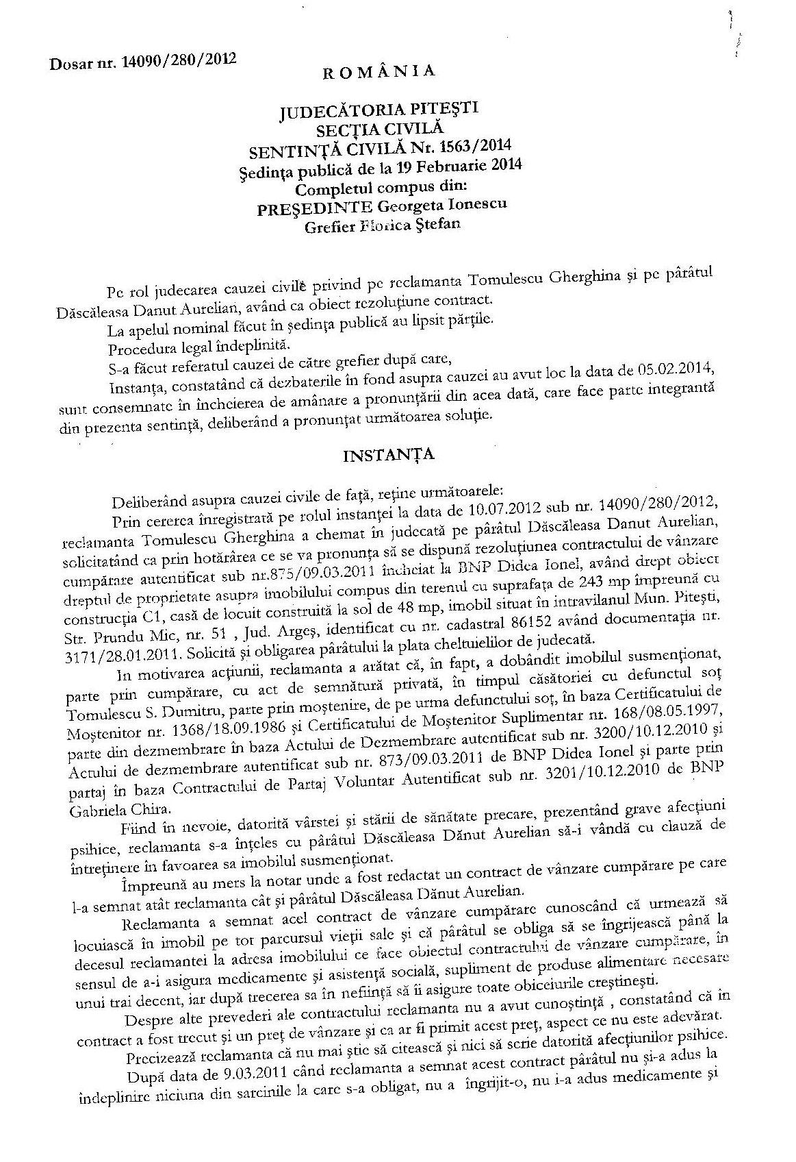 doc3 pag1 _sentinta civila abuziva judecatorie
