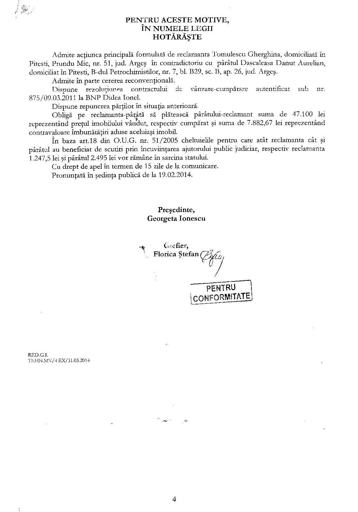 doc3 pag4 _sentinta civila abuziva judecatorie