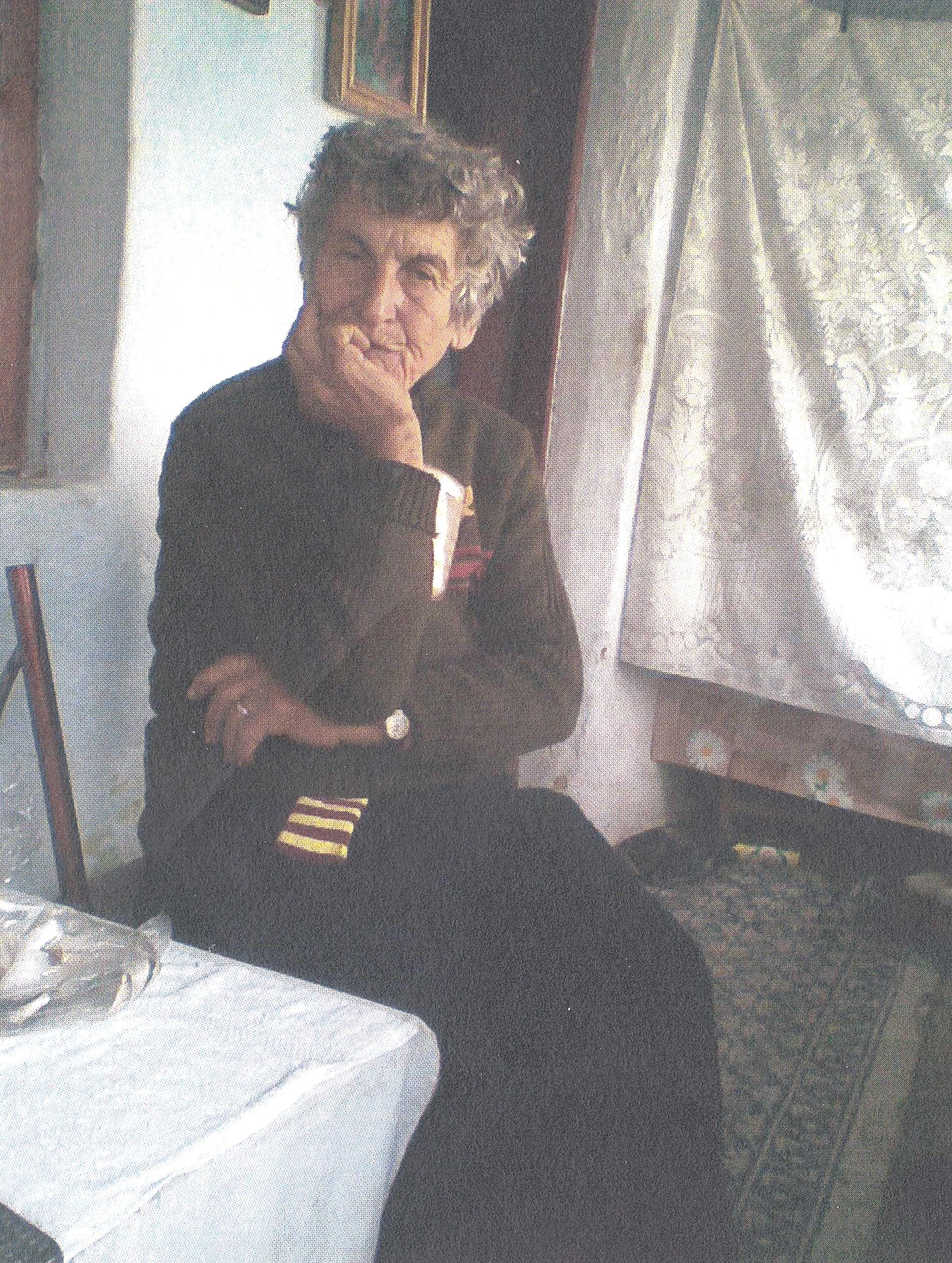 Victima Tomulescu Gherghina