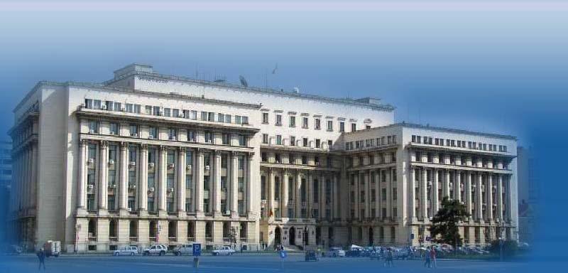 Sediu Ministerul Afacerilor si Internelor