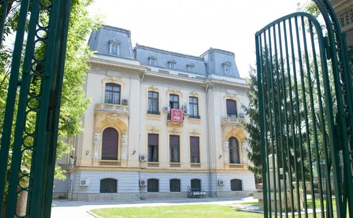 Sediul PSD Bucuresti