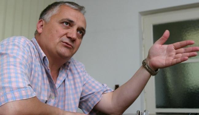 Catalin Harnagea, ex-director S.I.E. care l-a racolat pe Ponta