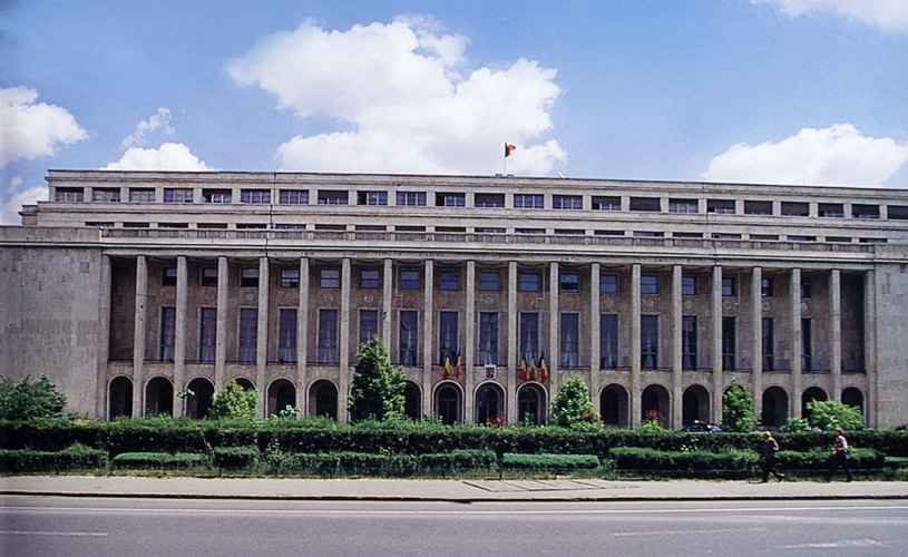 Guvernul Romaniei condus de gnr acoperit Ponta