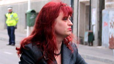 Prim-procuroarea sectiei de Criminalistica, infractoarea Camelia Sutiman, care a luat sute de mii de euro de la Ponta