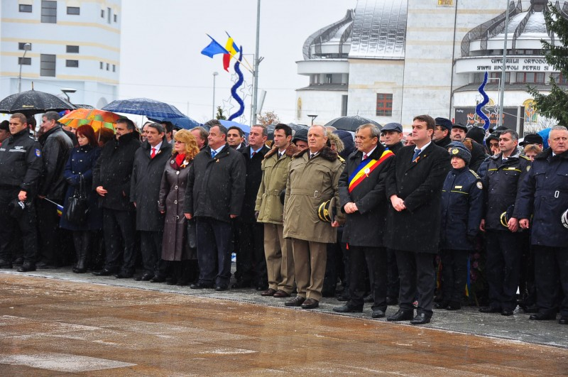 1 decembrie 2014 - Centrul Civic Mioveni