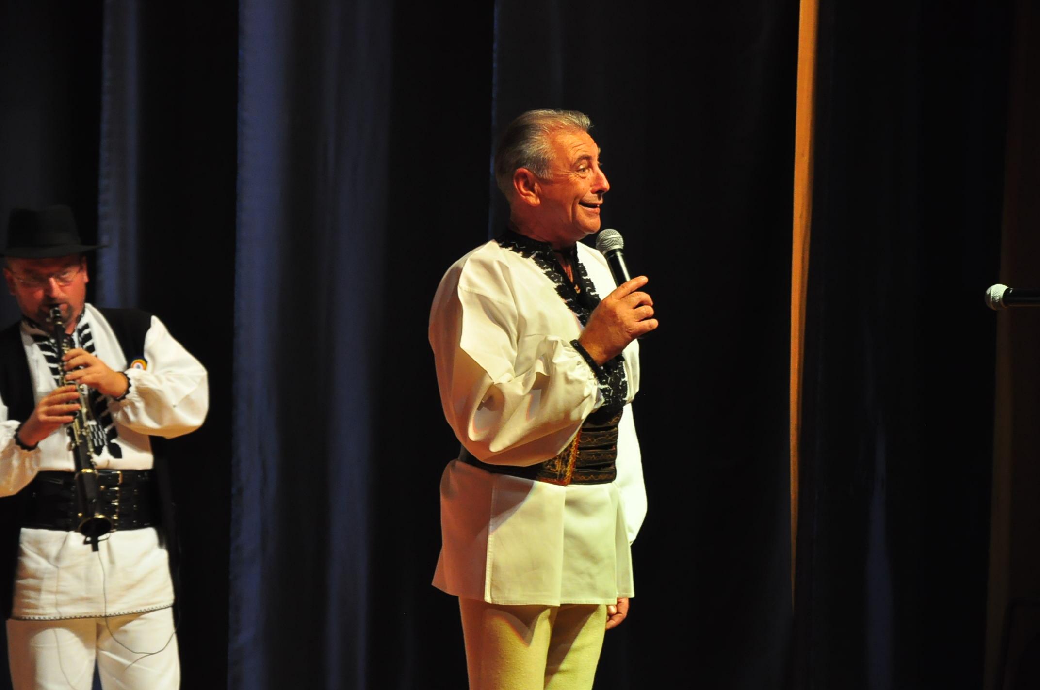 Nicolae Furdui Iancu, spectacol extraordinar la Mioveni, de Ziua Românilor