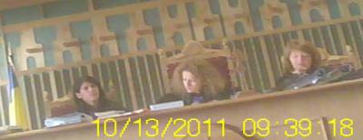 Completul de infractoare de la Curtea de Apel Piteşti, secţia civilă.