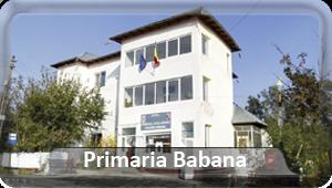 Sediul infractorilor de la primăria Băbana