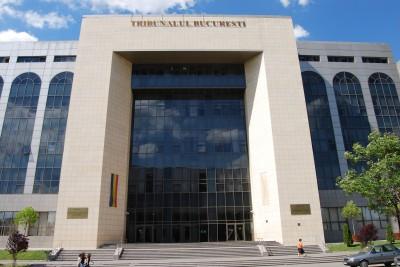 Tribunalul Bucureşti, sediul infractoarei Voica Valerica, judecator