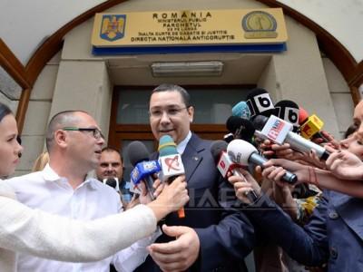 Premierul României, Victor Ponta, victima lui Kovessi şi Uncheşelu