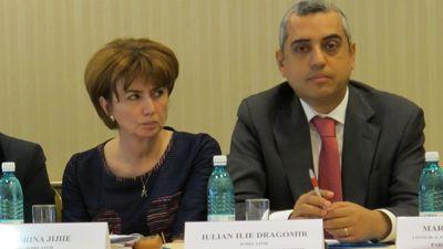 Criminalii judecători Dragomir Ilie Iulian şi Jijie Mihaela Corina