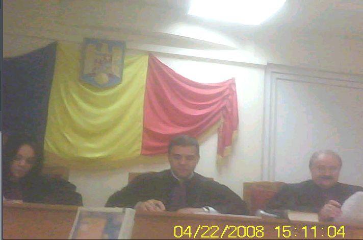 Gheorghe Diaconu, Săndulescu Marius, Coculescu Ana Maria infractori desăvârşiţi de la prima zi de angajare în justiţia argeşană