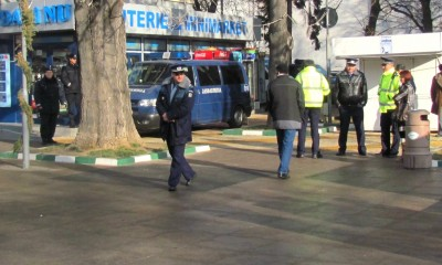 Poliţiştii în acţiune la infractorul, chipurile primar, Tudor Pendiuc