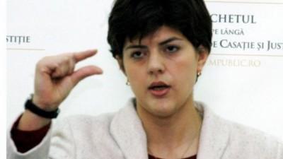 Prim-procuratoarea Kovesi Lascu, favorizatoarea bastardului primar Ion Dumitru pe sume grele de euro