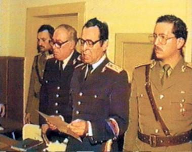 Procurorii militari, complicii complotiştilor asasini