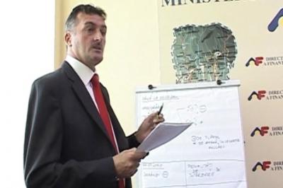 Dorin Falcă, ex-directorul ANAF Argeş, infractor ordinar care a primit şpagă din dobânda celor 40 de primari