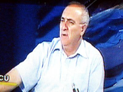 Poponarul Ciurea Curier TV, analfabet cu diplomă de licenţă cumpărată de la miliţianul Cristi Şerban, actual rector universitar