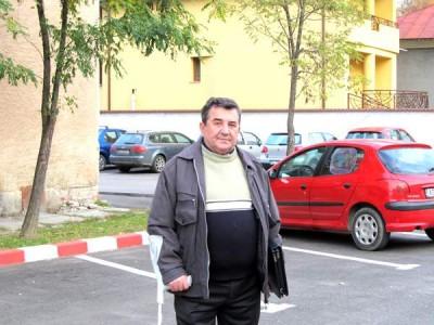 Escrocul Coculescu Valentin care a obtinut o expertiza falsa de la expertul Tataru Ioan cu suprafata de 3400 mp pentru suma de 2000euro