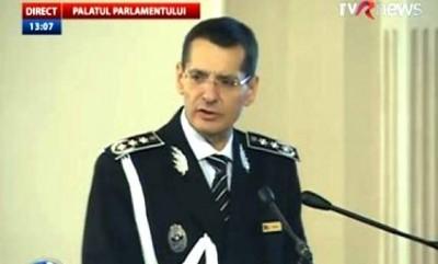 General Tobă Petre, şeful IGPR, escroc asasin la dosare la comandă
