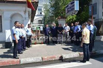 Sediul infractorilor al serviciului S.I.P.I. Argeş