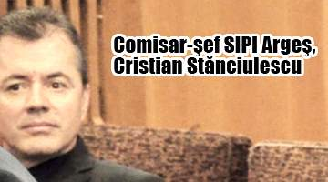 Stănciulescu Cristian, S.I.P.I. AG, a distrus o parte din cetăţenii argeşeni cu interceptări efectuate la negru, dosare la comandă, viitori puşcăriaşi