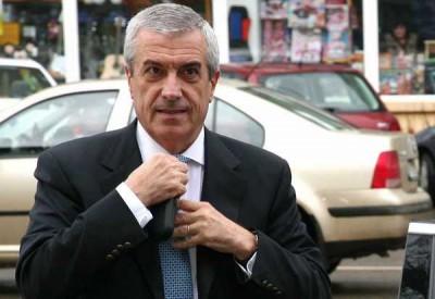 Tăriceanu, şeful Senatului, bani mulţi, cadouri multe a luat de la stăncuţa Goran