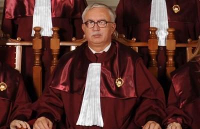 Cel mai mare infractor judecător CCR, Zegreanu, care a tratat cu infractorii pentru suma de 10 milioane de euro