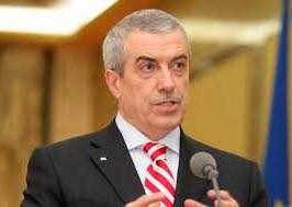 Preşedintele Senatului, Călin Popescu Tăriceanu, blat cu CCR-ul care a pus în saci zeci de mii de euro