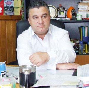 Primarul Bebe Ivan, com. Băbana AG, corupt total, când a simţit că-l vor audia procurorii DNA, a dat fuga la un spital din Timişoara, s-a prefăcut bolnav