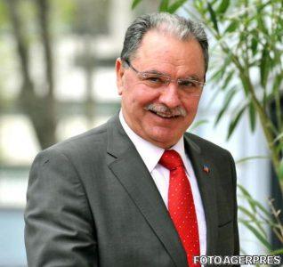Constantin Nicolescu, ex-presedintele CJ AG