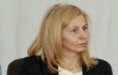 Daniela Lupu, prim-procuroarea retardă