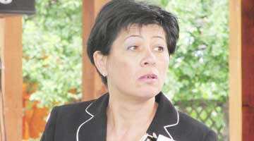 Gabriela Chiorniţă, infractoarea judecătoare, escroacă naţională a Tribunalului Argeş