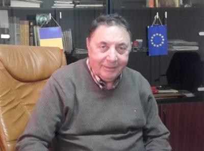 Primarul com Albota, Ion Dumitru