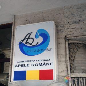 Sediul infractorilor Apelor Române Bucureşti