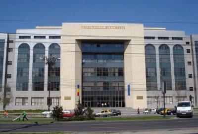 Tribunalul Bucureşti, sediul infractoarei Laura Maria Andrei