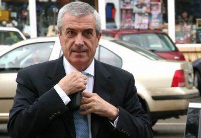 Călin Popescu Tăriceanu, furăcios în funcţiile pe care le-a deţinut, şpagă a primit  de zeci, sute de milioane de euro