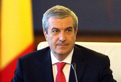 Călin Popescu Tăriceanu, băiat de băiat care a dat și el 15.000 de euro pe minut, banii de la Guvern la partid PSD, pe care i-a mâncat Antena 3, fără licitații