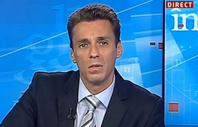 Mircea Badea, spălător de vase la restaurante, gay actual