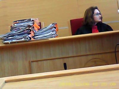 Prunaru Andreea Monica, cioară libidinoasă, coruptă, abuzivă, milionară în euro