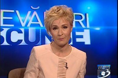 Dana Grecu, complotistă diversionistă
