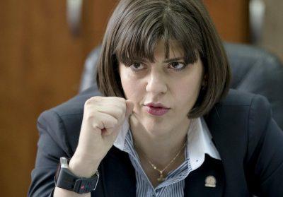 Laura Codruta Kovesi, victima pucilor comuniști